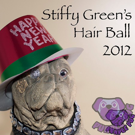 Stiffy Green's Giant Fur Ball 2012