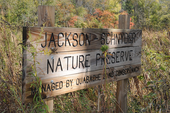 Oubache Land Conservancy  Jackson Snyder